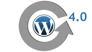 What the WordPress 4.0 update add to your wordpress admin area